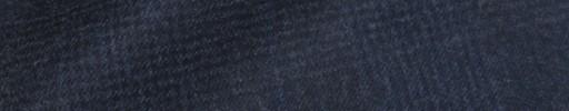 【Ca_81w062】ネイビーチェック+7×6cmブルーウィンドウペーン
