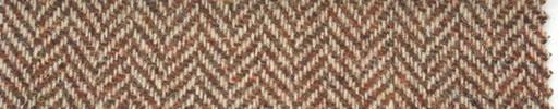 【Hs_st19】赤茶1.3cm巾ヘリンボーン