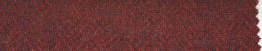 【Hs_st24】ボルドー1.3cm巾ヘリンボーン