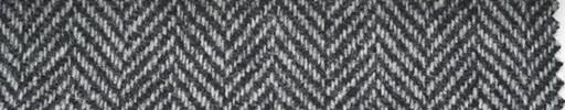 【Hs_st30】グレー1.8cm巾ヘリンボーン