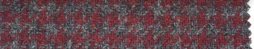 【Hs_st32】赤・グレーハウンドトゥース