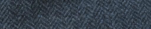 【Ej1w020】ダスティーブルー1.3cm巾ヘリンボーン