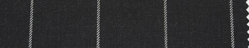 【Ha_re004】チャコールグレー地+3.1cm巾ストライプ