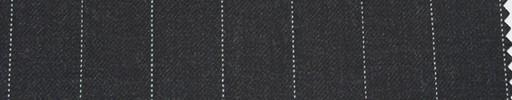 【Ha_re011】チャコールグレー地+1.7cm巾ストライプ