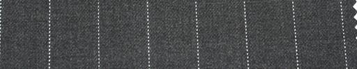 【Ha_re012】ミディアムグレー地+1.7cm巾ストライプ