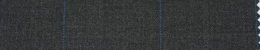 【Ha_re021】ミディアムグレー地+7×4.5cmブルー・ウインドウペーン