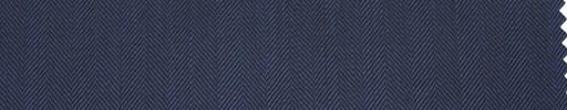 【Ha_re037】ブルー1cm巾ヘリンボーン