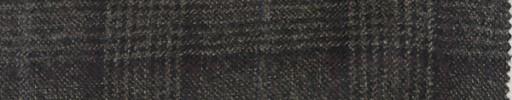 【Loz_8w01】ブラウン7×6cmチェック+パープル・ブラウンオーバープレイド