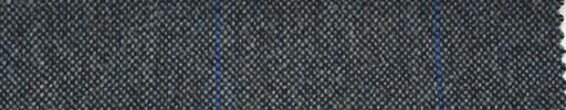 【Ph_4w052】ブルーグレー地+7×5cm水色×青プレイド