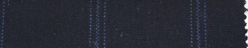 【Ph_4w056】濃紺地+8×5.5cmブループレイド
