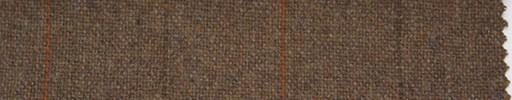 【Ph_4w057】ブラウン地+赤×オレンジ×茶プレイド