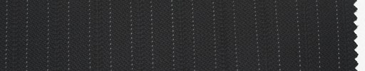【Sc_4w109】黒地+1.2cm巾織り・Wドットストライプ
