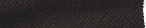 【Mi_5w008】チョコレートブラウン1.8cm巾ヘリンボーン