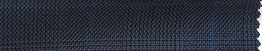 【Hs_cl05】ブルーグレンチェック+6×5cmブルーウィンドウペーン
