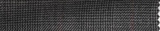 【Hs_cl06】グレーグレンチェック+6×5cm赤ウィンドウペーン