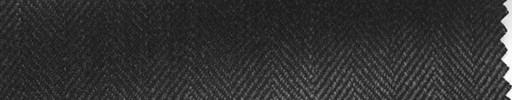 【Hs_cl30】チャコールグレー地+1.6cm巾ヘリンボーン