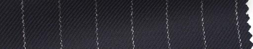 【Hs_cl55】濃紺地+1.4cm巾白ストライプ