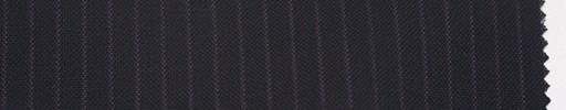 【Br_5s009】濃紺地+4ミリ巾赤紫ストライプ