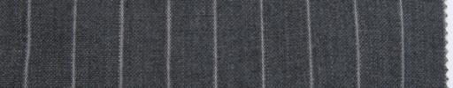 【Br_ss04】ミディアムグレー+1.3cm巾ストライプ