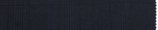 【Br_ss07】ダークネイビー4.5×4cmグレンチェック