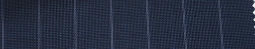 【Ca_6s026】ライトネイビーピンチェック+1.7cm巾ストライプ