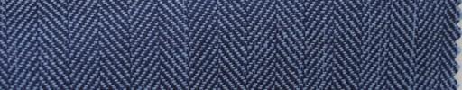 【Hs_sp36】ネイビー・ブルー1.2cm巾ヘリンボーン