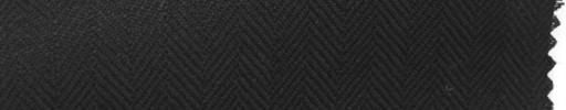 【Hs_sp39】ブラック1.2cm巾ヘリンボーン