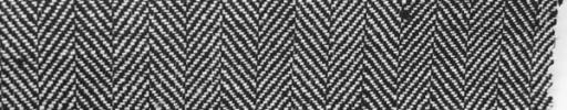 【Hs_sp40】白・黒1.2cm巾ヘリンボーン