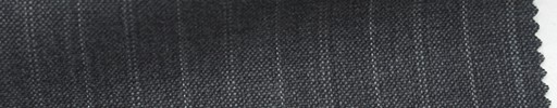 【Ib_6s040】グレー地+1.5cm巾ドット交互ストライプ