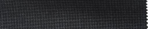【Ib_6s043】黒グレーハウンドトゥース