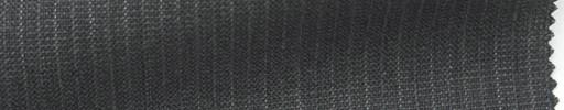 【Ib_6s036】茶グレー地+5ミリ巾織り交互ストライプ