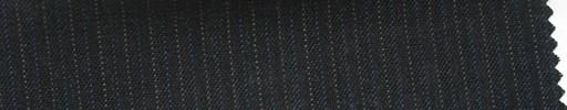 【Ib_6s095】チャコールグレー柄+4ミリ巾ブルー・グレードット交互ストライプ