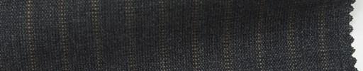 【Ib_6s098】ミディアムグレー地+7ミリ巾ブラウンストライプ