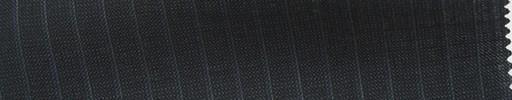 【Ib_6s130】ダークグレー地+5ミリ巾ブルー・織りストライプ