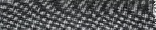 【Ib_6s132】グレーピンチェック+9ミリ巾ストライプ