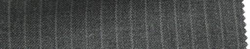 【Ib_5s138】ミディアムグレー地+6ミリ巾ストライプ