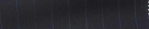 【Ib_5s196】濃紺地+1cm巾ブルーストライプ