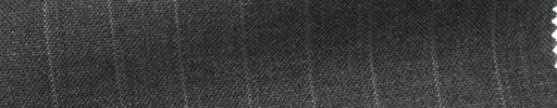 【Ib_5s197】ミディアムグレー地+1cm巾グレーストライプ