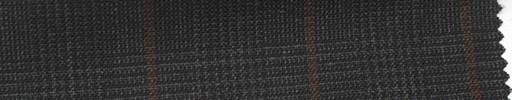 【Ib_5s206】チャコールグレーグレンチェック+4×3cmエンジプレイド