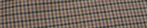 【Mjt_8s21】ブラウン×ブラウンミックス・ガンクラブチェック