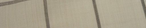 【Mjt_8s23】ライトベージュ+5.5×4.5cmブラウンウィンドウペーン