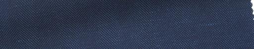 【Mjt_6s39】紺地2cm巾ヘリンボーン