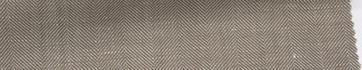 【Mjt_6s43】ライトブラウン地2cm巾ヘリンボーン