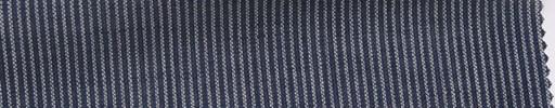 【Mjt_6s46】黒紺+1ミリ巾グレーストライプ