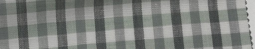 【Mk_5s027】グリーン・グレー・白ファンシープレイド