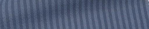 【Mjt_6s32】ブルー地+2ミリ巾ブルーグレーストライプ