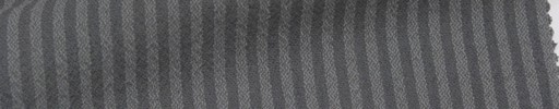 【Mjt_6s33】グレー地+2ミリ巾ミディアムグレーストライプ