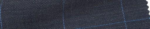 【Ew_5s002】紺地+6×5cmブルーウィンドーペーン