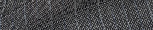 【Ew_5s010】グレー地+2cm巾水色・ブルー交互ストライプ