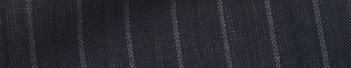 【Ew_5s013】紺地+1.6cm巾白・織り交互ストライプ